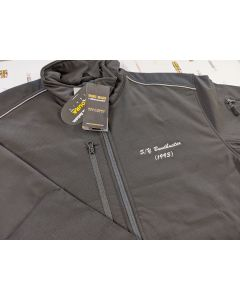 SOFTSHELL JACKET EMBROIDERED BY THE GRAPHICS BOAT