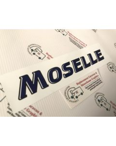 Bailey Pageant s7 moselle caravan stickers