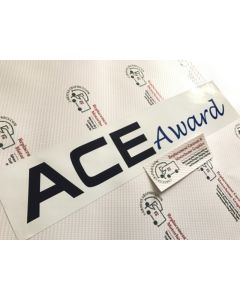 ACE Award Sticker Decal Graphics