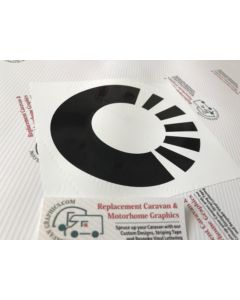 Conway Circle decal sticker