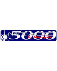 Mirage 5000 by Marquis Motorhome Graphics decal sticker