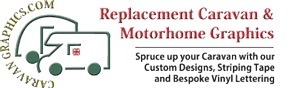 Caravan Graphics - Replacement Caravan and Motorhome Decals